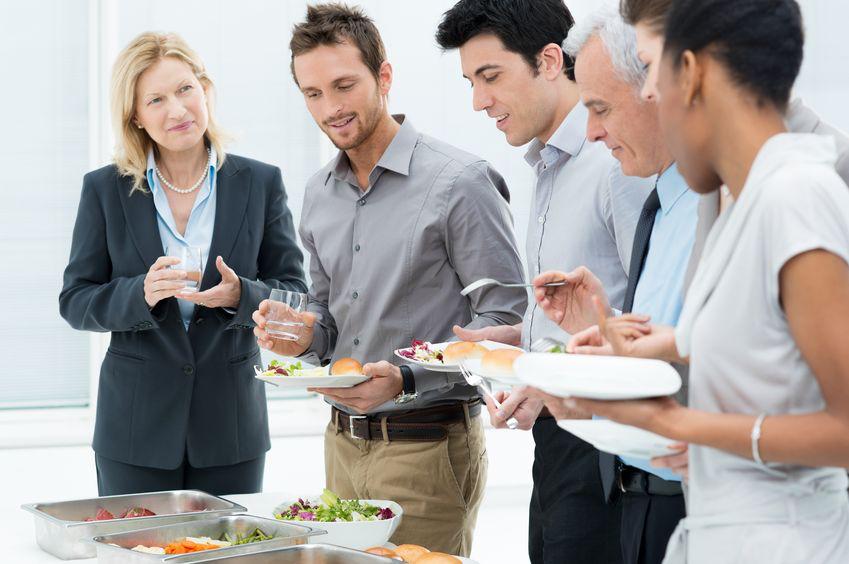 Networking Eatiquette image - Fireball Network blog