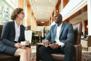 how to network to land a job - image