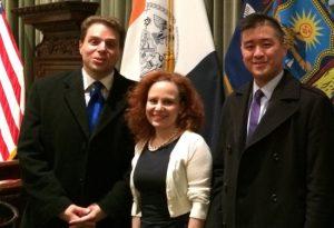 NYC Bar Association speakers photo