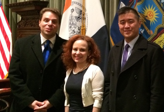 NYC Bar Association speakers photo
